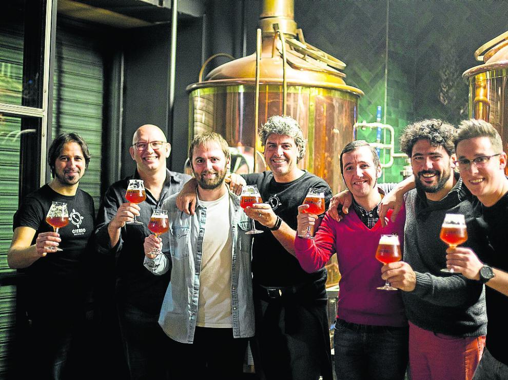 cerveza artesana en zaragoza